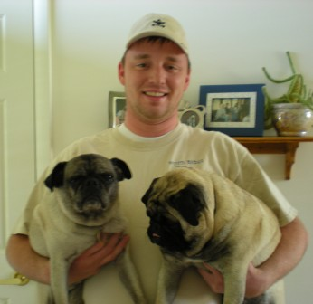Jon & Pugs
