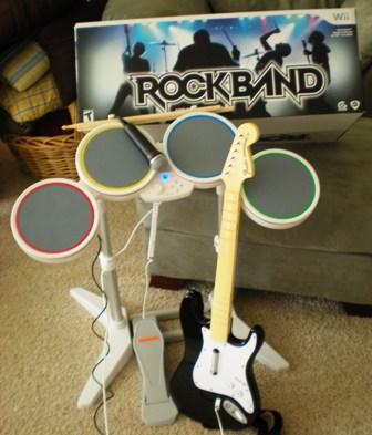 RockbandAll